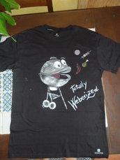 t-shirt Weber..ized!