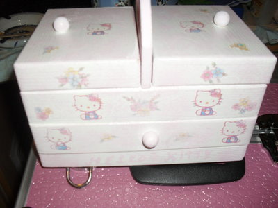 valigetta hello kitty