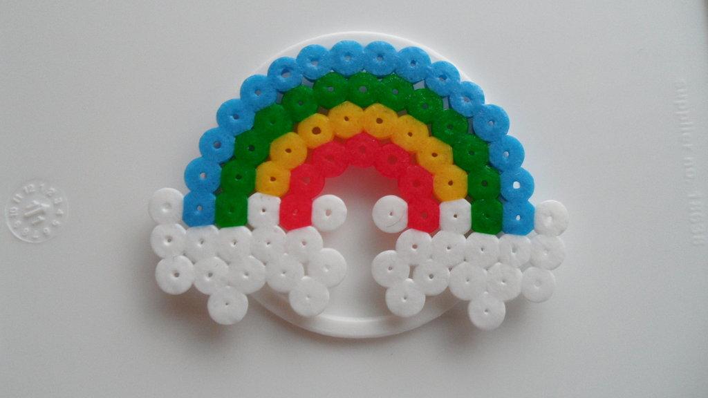 arcobaleno ciondolo