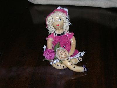Bambola Gertrude