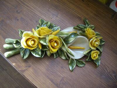 Ramo di fiori Giallo