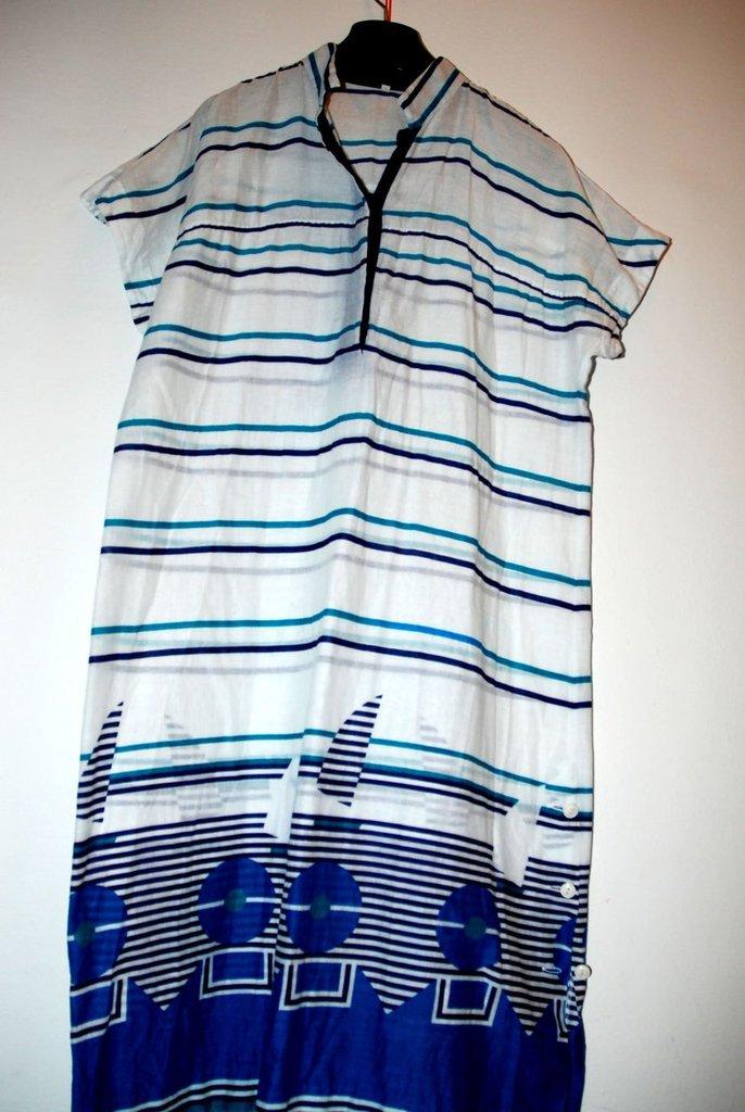 vestito marinaretto anni '80
