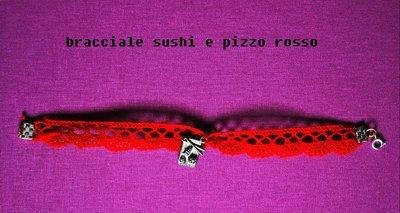 bracciale sushi