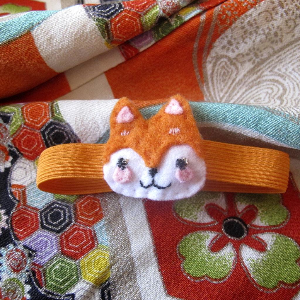 Bento Belt foxy