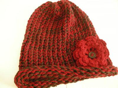 Cappello di lana per donna