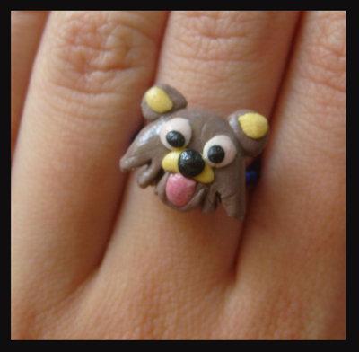 anello Pedobear