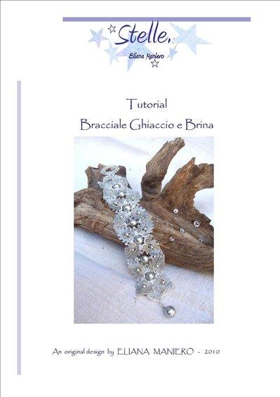 schema pdf Bracciale Ghiaccio e Brina