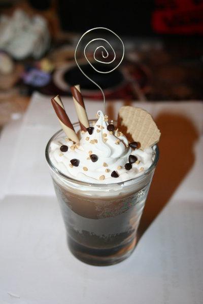 Porta Foto Gelatino Al Cioccolato