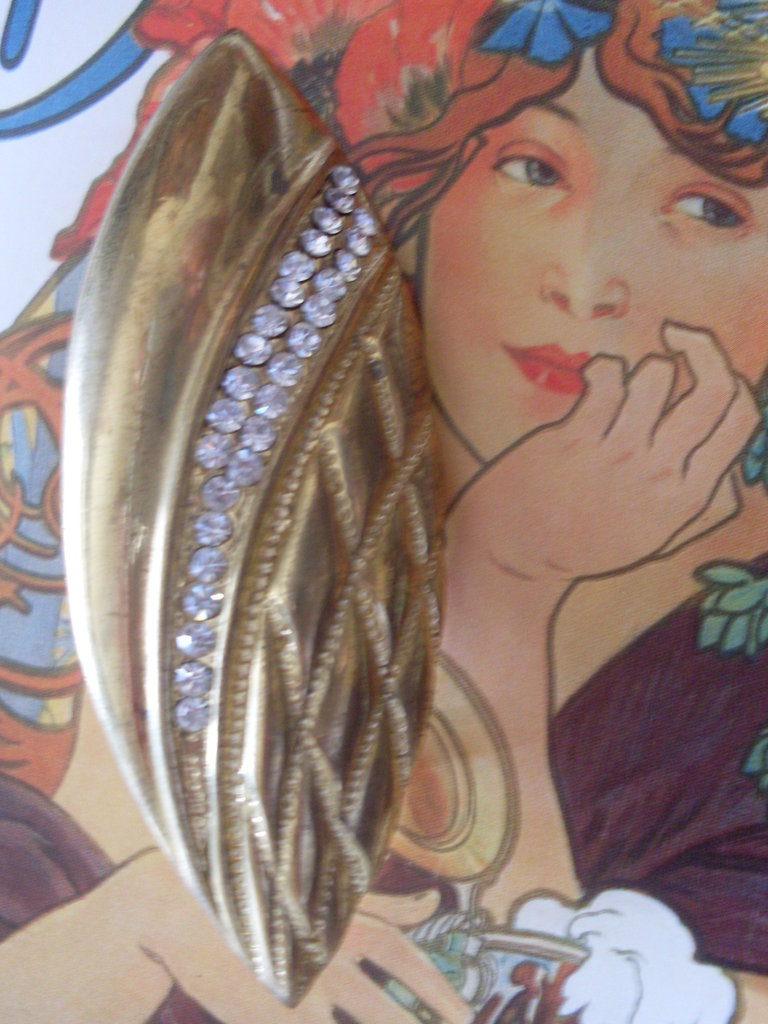 ART.207 - SPILLA CAPITONE' vintage