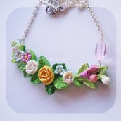 SECRET GARDEN necklace