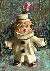 Pierrot in pasta di mais
