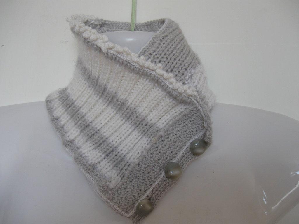 Pazzo collettone in lana