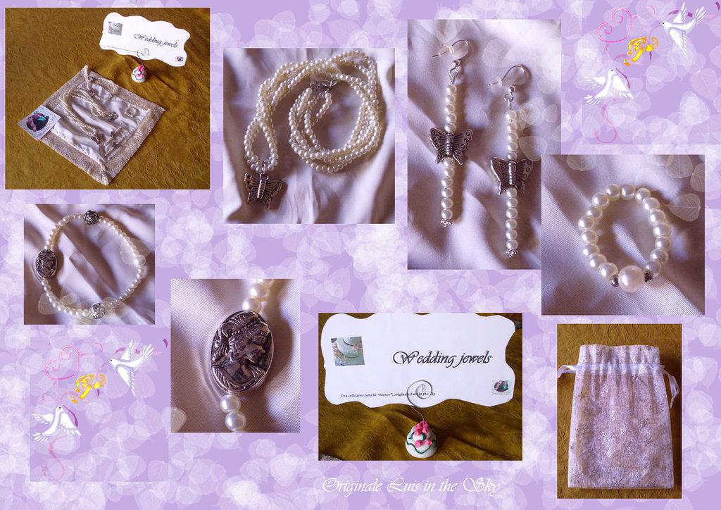 parure Wedding Jewels