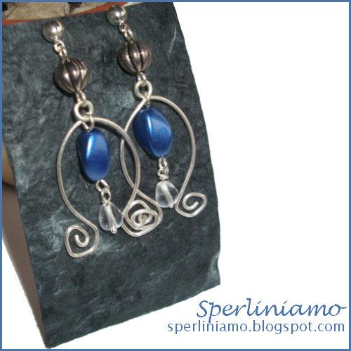 GLACIAL earrings