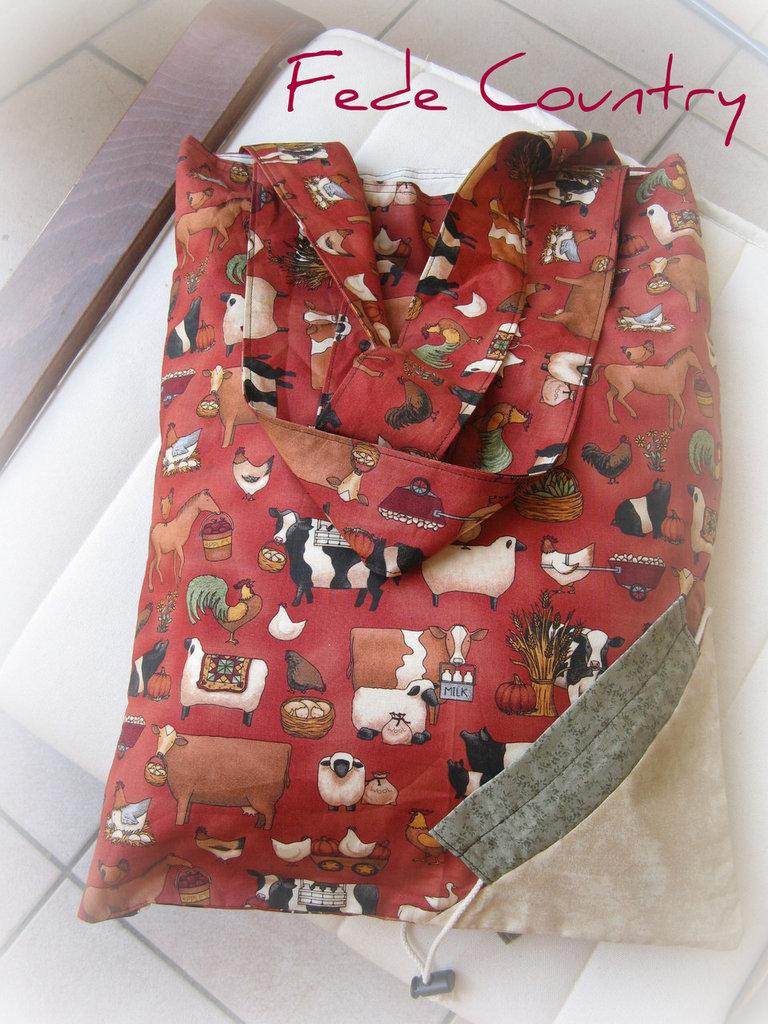 Eco bag - personalizzata
