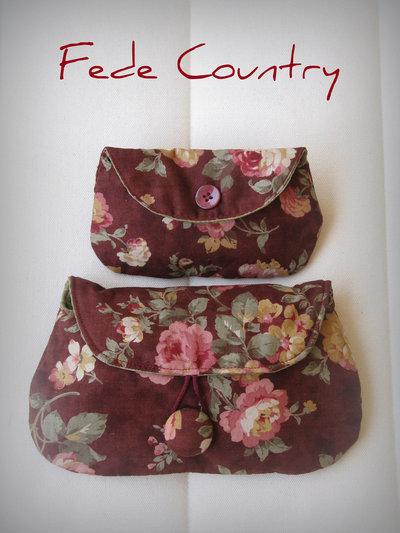 Coppia borsette - personalizzabili