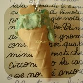 ICE-CREAM necklace