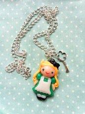 Alice con chiave