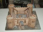 castelli medievali in legno