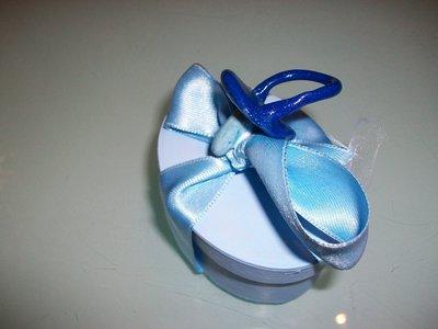Bomboniera battesimo ciuccio