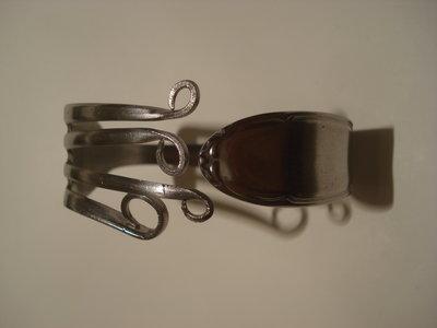 bracciale- forchetta