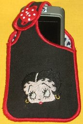 Portacellulare Betty Boop