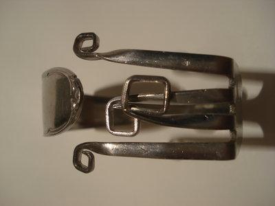 bracciale- forchetta N° 2