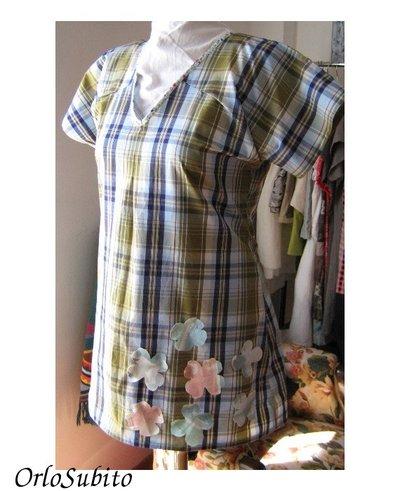 Spring Dress Squared