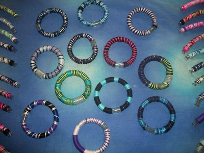 bracciali coloratissimi