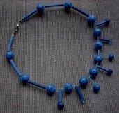 Collier Brio Blu
