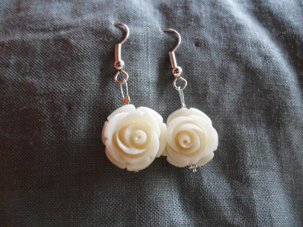 Rose Bianche - Crema