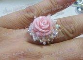 anello Rosa corallo
