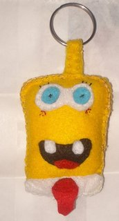 Portachiavi spongebob