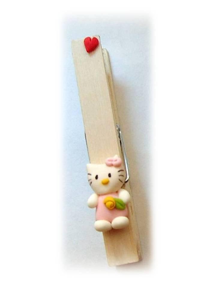 Molletta Hello Kitty- bomboniera