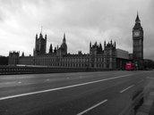Londra- Houses of Parliament- Westminster Bridge- Fotografia- home decor