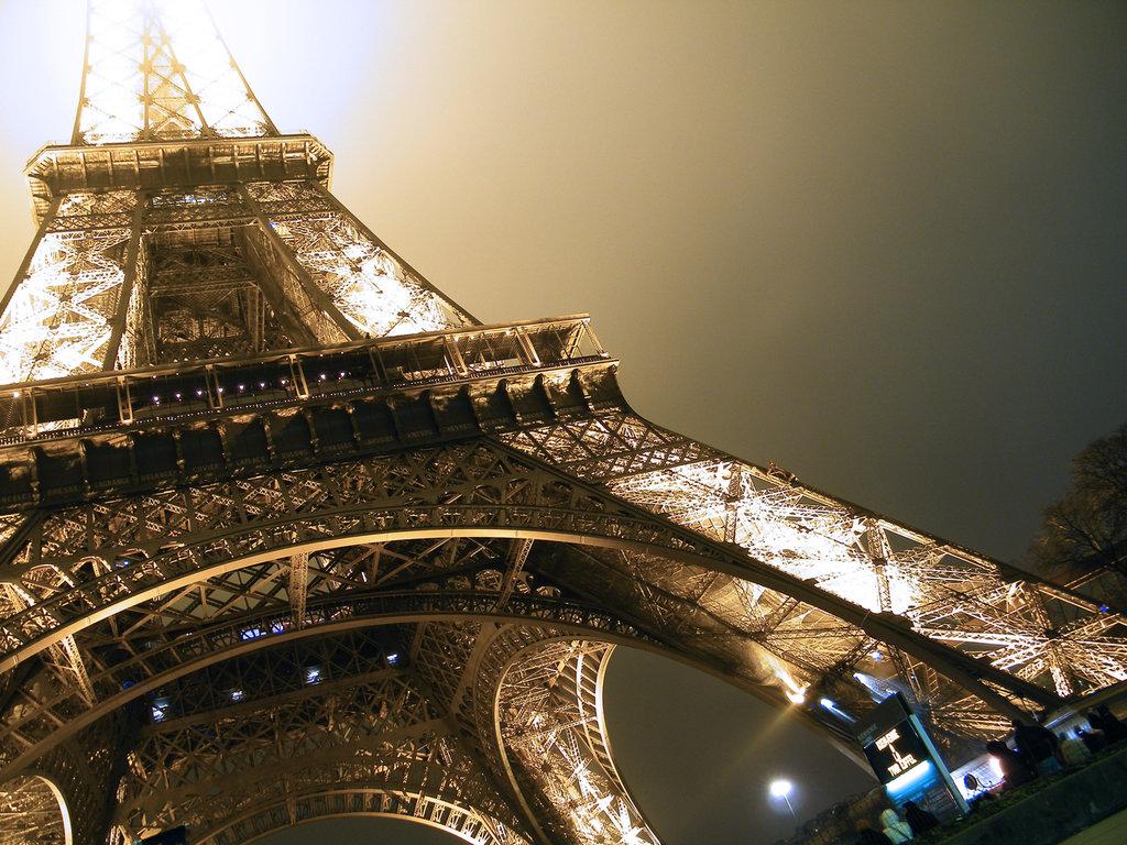 Tour Eiffel- Parigi- Fotografia- home decor 20x27