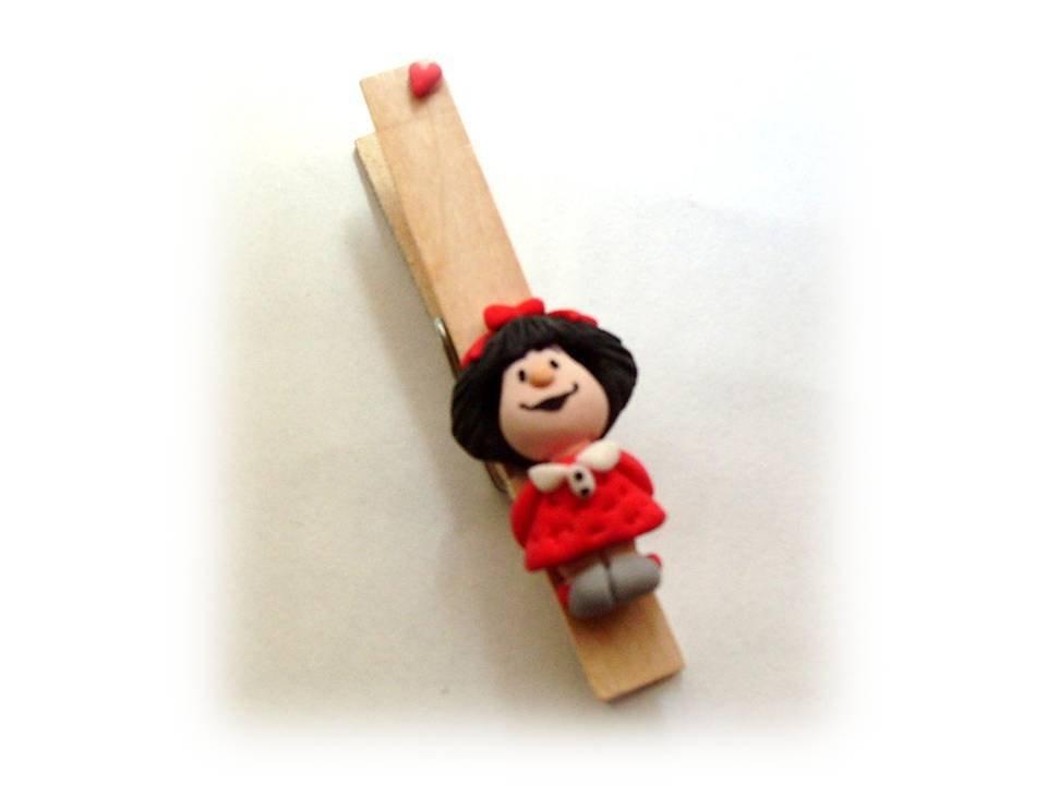 Molletta chiudipacco Mafalda