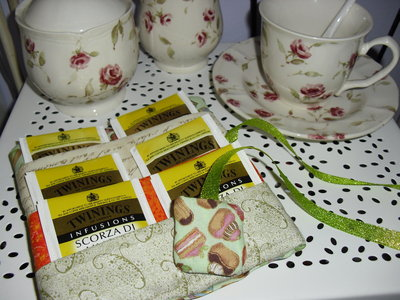 Portabustine del tè