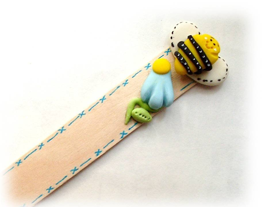 Segnalibro ape- Bomboniera