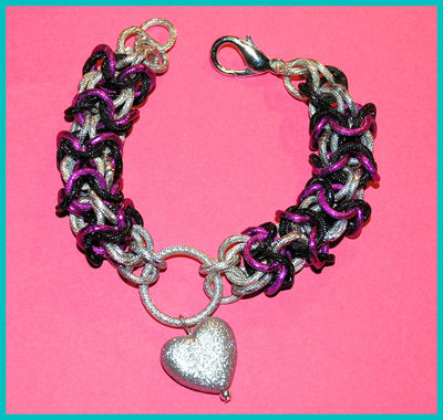 "Bracciale Chainmaille ""Brilliant"""
