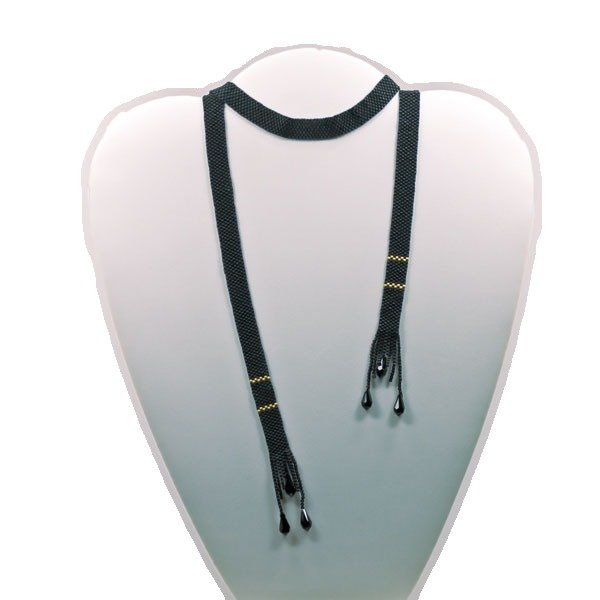JD Bijoux - Collana Black Stripe