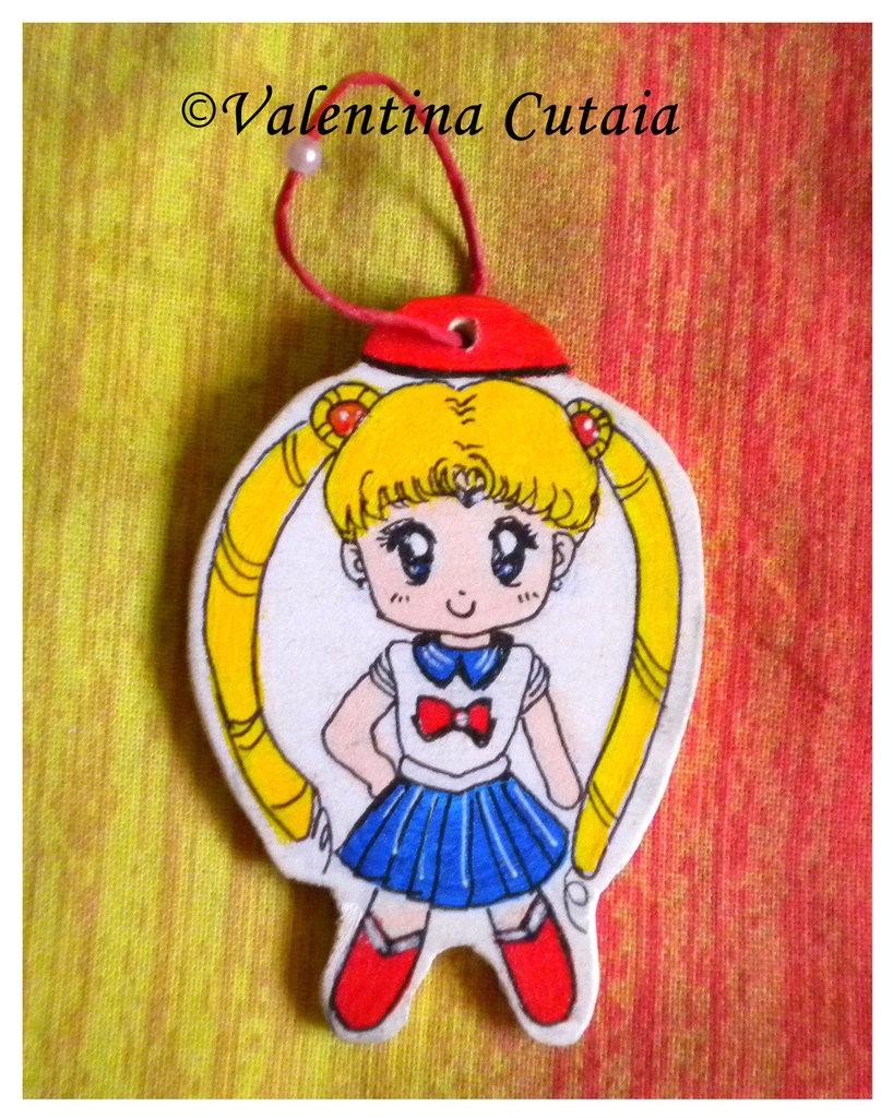 "Portachiavi ""Sailor Moon"""