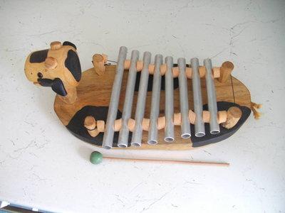 Mucca  Xilofono