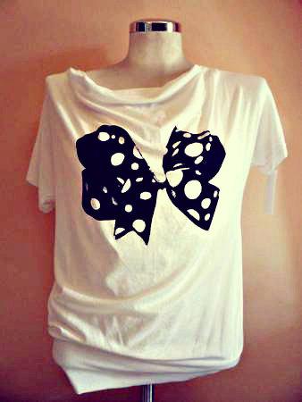 Vintage T-shirt bianca