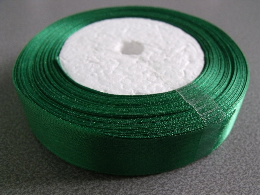 Raso verde smeraldo