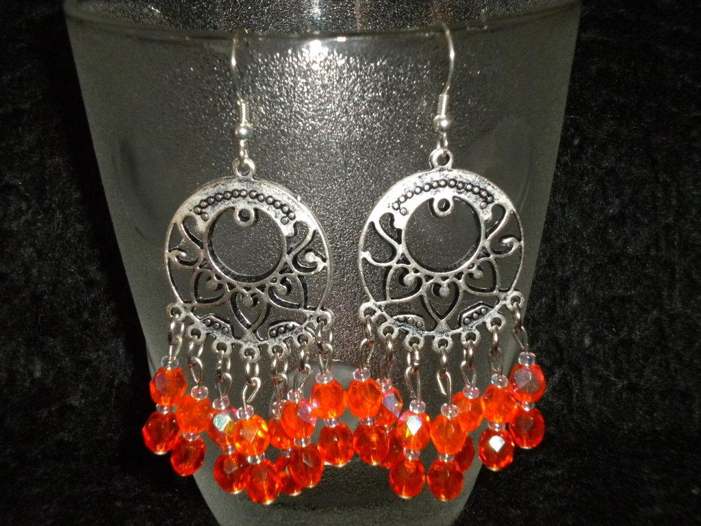Orecchini Orange