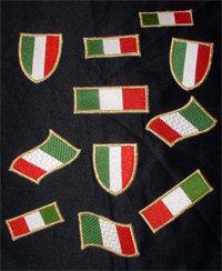 Bandiere termoadesive