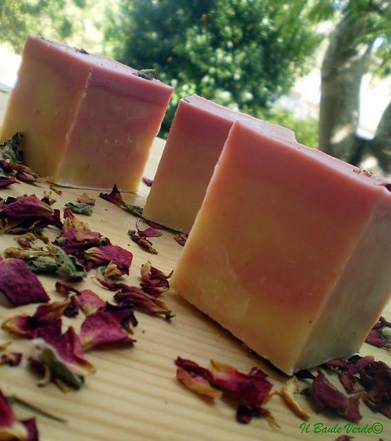 Sapone Karitè, Rosa Mosqueta e Vitamina E