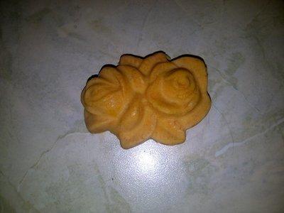 Saponetta all'arancia