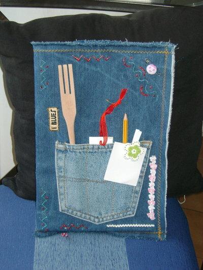 ricettario jeans